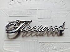 1972 - 1979 Cadillac Fleetwood Kotflügel Emblem Fender Script Ornament 1974 1977