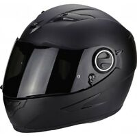 casque casco helmet SCORPION EXO 490 solid black mat taille l 59 60 cm