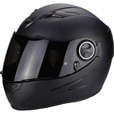 casque casco helmet SCORPION EXO 490 solid black mat taille l 59 60 cm