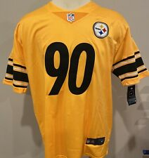 New Pittsburgh Steelers T.J Watt Inverted Football Jersey