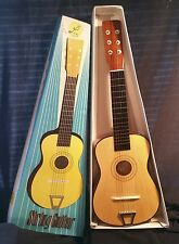Lark 6 String Soild Wood Guitar Children 202B 23.5 inches long Made in China