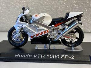 altaya Honda VTR 1000 Sp-2 Moto Miniature Les Grandes Motos Au 1/24