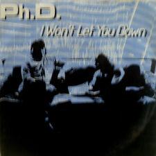 "7"" 1980 KULT IN MINT- ! PH. D.  : I Won´t Let You Down"