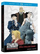 Fullmetal Alchemist: Brotherhood - OVA Collection Blu-ray/DVD Combo Pack