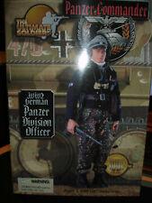 "Rare 1:6 Ultimate Soldier German Panzer Commander Figure 12"" new"