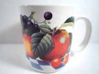 Otagiri Mug Advantage Collection Fruit F. J. Warren Collectible Coffee Cup