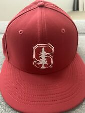 New Stanford Cardinal Nike Dri-Fit Hat 7 1/8 Fitted.