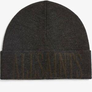 All saints hat Merino Wool Beanie One Size