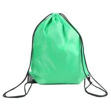 Outdoor Sports Waterproof Drawstring Backpacks Storage Rucksack Travel Hiking