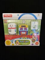 FISHER PRICE LAUGH & LEARN Around the Kitchen Chunky Puzzle