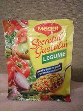 Maggi seasoning , Secretul Gustului with vegetable  taste 75 g FRESH