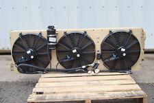 MCC HumVee Military A/C Condenser Unit Evaporator Coil, 24V Fans