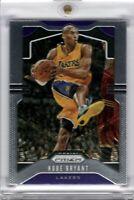 2019-20 Panini Prizm Basketball #8 Kobe Bryant Los Angeles Lakers GOAT HOF  📈