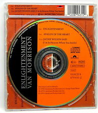 Van Morrison: Enlightenment [3-track Single] ~ Very Good CD (1991, Polydor (UK))