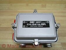 Conta Clip CA5416RFI RMS Unipower CA-5416/RFI Directional Coupler - New No Box