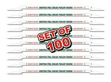 Skydiving - Custom pull up cords - full color - Set of 100 - Designed for you!