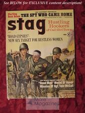 STAG May 1966 TOM McCALL LINDA VERAS PETER AYRES RICHARD GALLAGHER