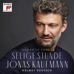 JONAS KAUFMANN - SELIGE STUNDE [CD]