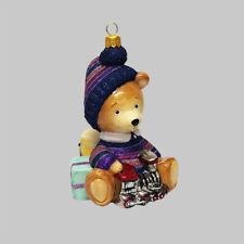 Komozja family - Weihnachtsdeko / Christbaumschmuck - Big Teddy - 13cm