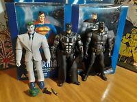 DC Comics Multiverse Figure Lot #8 Batman×2 and joker. (read description)