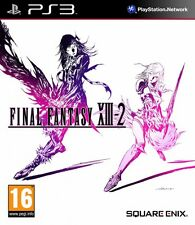 Final Fantasy XIII-2 (Playstation 3 game complete, PS3, 2012) Used