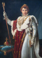"high quality oil painting 100% handpainted on canvas ""Portrait of Napoleon I"""