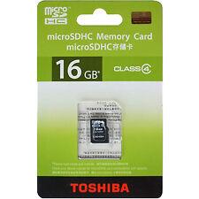 Toshiba Speicherkarten mit Geschwindigkeit Class 4