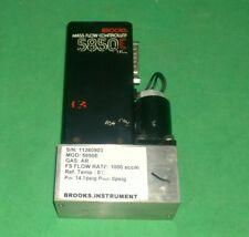 BROOKS 5850E AR 1000 sccm MASS FLOW CONTROLLER (#3091)