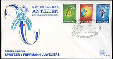 Netherlands Antilles 1977 Spritzer & Fuhrmann FDC First Day Cover #C26667