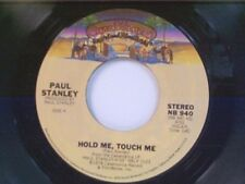 """PAUL STANLEY """"HOLD ME TOUCH ME / GOODBYE"""" 45 MINT KISS"""