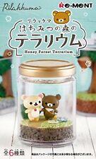 Re-ment San-X Rilakkuma Honey Forest Terrarium Miniature Figures Full Set 6 pcs