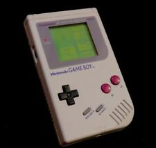 NINTENDO GAMEBOY ORIGINAL RETRO CLASSIC PORTABLE CONSOLE NO BATTERY COVER