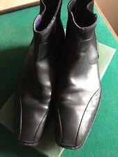 Chaussures Boots Cuir  Noir Clark's T44 1/2