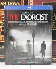 THE EXORCIST  DIRECTOR'S CUT + THEATRICAL REL  LIMITED DIGIBOOK -- BLU-RAY NEW