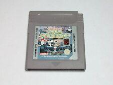 Nintendo GB - Nigel Mansell´s World Championship