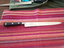 "VINTAGE SABATIER JEUNE FRANCE 9"" CHEFS KNIFE NEW, NEVER USED"