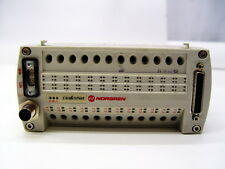Norgren VM1012SL10589A Manifold w/ 8x NJ4U, 4x NA4U Valves