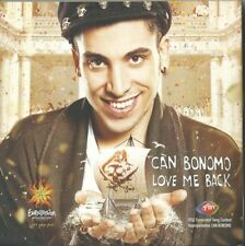 "Can Bonomo ""Love me back"" Turkey Eurovision 2012  PROMO"
