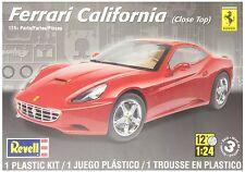 Revell 1/24 Ferrari California (close top) Plastic Model 85-4925 Factory Sealed
