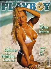 Playboy Juli/07/1996  PAMELA ANDERSON & Dorkas Kiefer + PAMELA-RIESENPOSTER!*