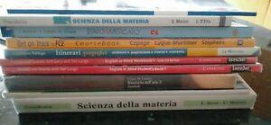Lotto Libri Scolastici Liceo Scientifico