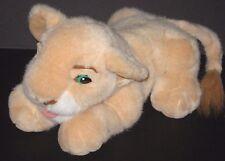 Loving Licks Nala Plush Stuffed Animal 1998 Mattel Simba's Pride Lion King 2