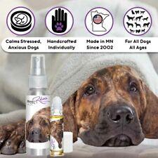 Fila Brasileiro Relax Dog Aromatherapy | Calms Anxious, Scared Dogs Naturally