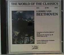 The World Of Classics LUDWIG VAN BEETHOVEN