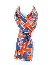 "UNIVERSITY of  AUBURN   "" TIGERS "" SCARF "" GO TIGERS "" "" BRAND  NEW DESIGN """