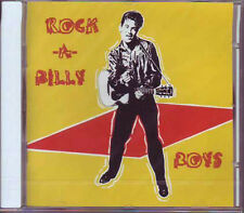 V.A. - ROCKABILLY BOYS - Buffalo Bop 55159 50s Rock CD