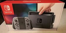 Nintendo Switch Gray Console! BRAND NEW! Free Shipping! Must See! Look! ON HAND!