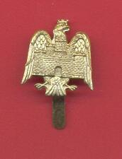 BEDFORDSHIRE YEOMANRY.BRASS ARMY CAP BADGE