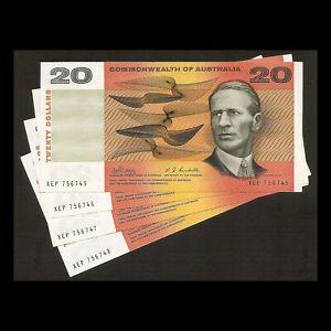 Twenty Dollar Phillips/Randall R403 1968 Banknote (UNC)