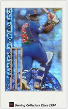 1998/99 Select Cricket Hobby Trading Cards World Class WC10:Sanath Jayasuriya